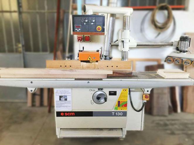 macchinario scm per mobili su misura in Brianza