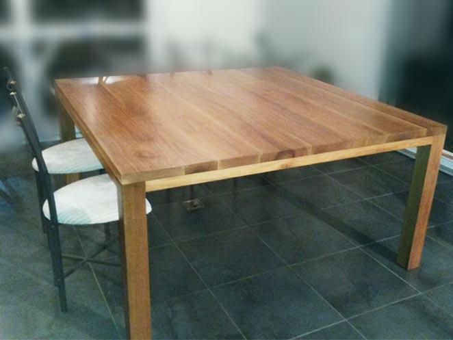 tavolo - mobili su misura